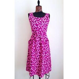 Vintage cotton dress